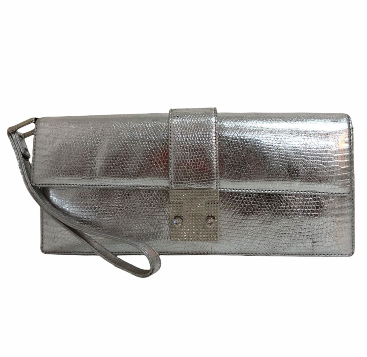 Clutch Valentino Metallic