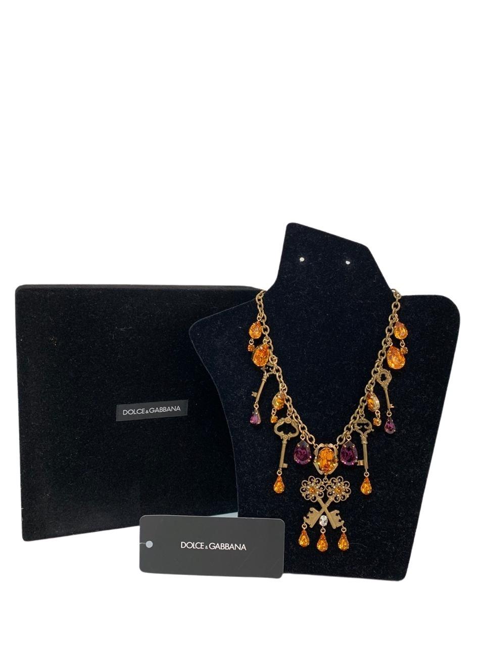 Colar Dolce & Gabbana Chaves