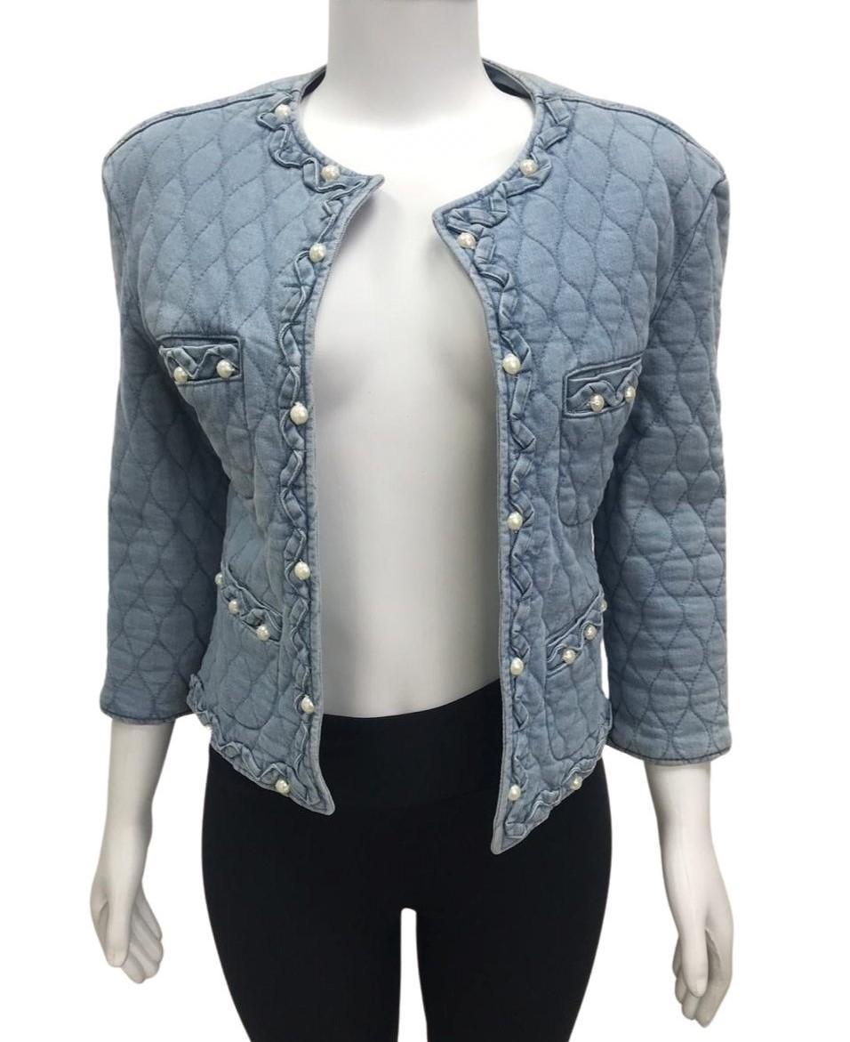 Jaqueta Iorane Jeans