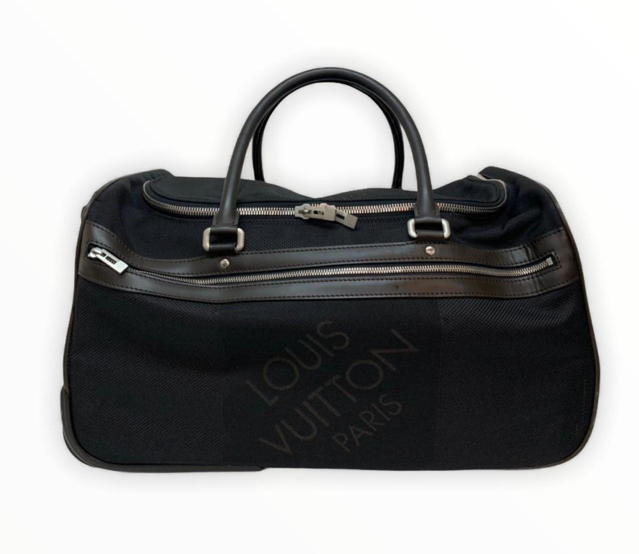 Mala de Rodas Louis Vuitton Damier Geant Eole 50