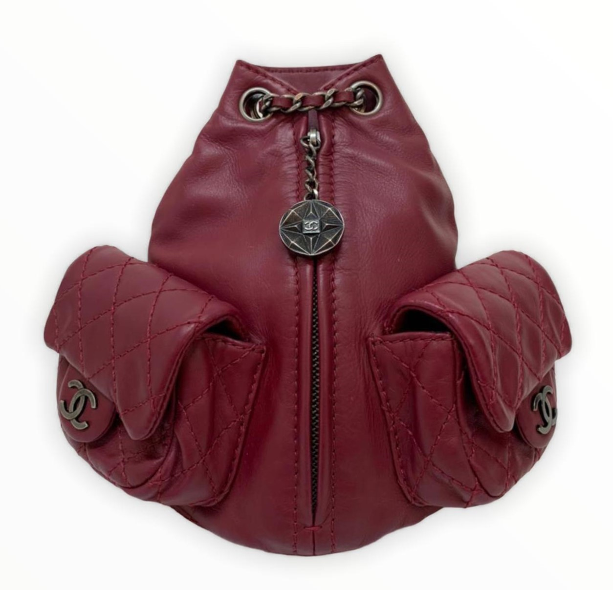 "Mochila Chanel ""Backpack is Back"""