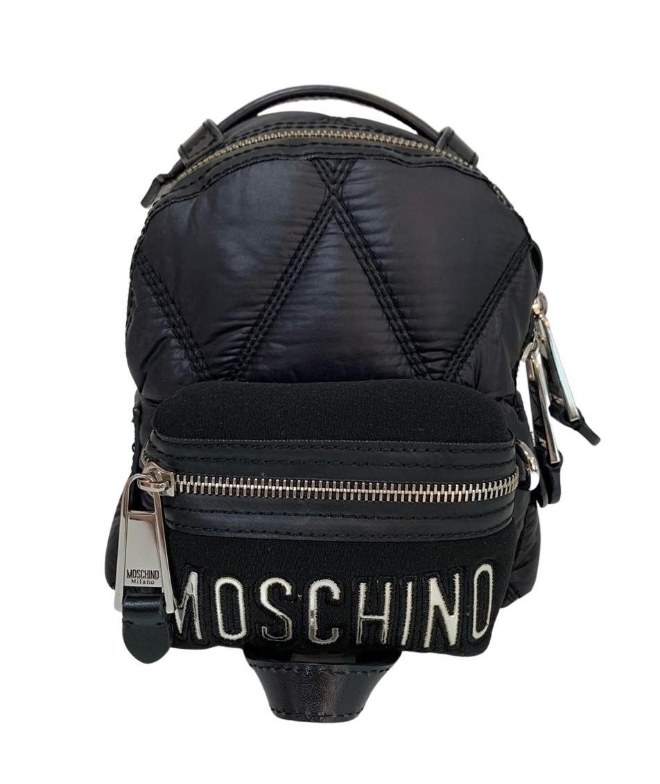 Mochila Moschino Preta