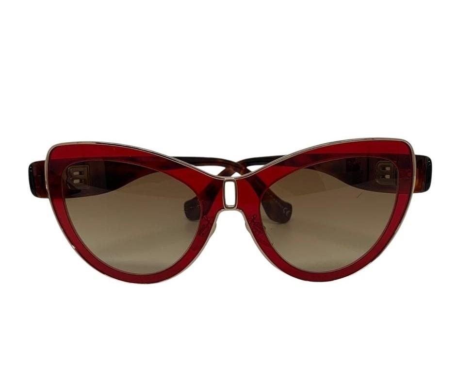 Óculos Balenciaga Cat Eye