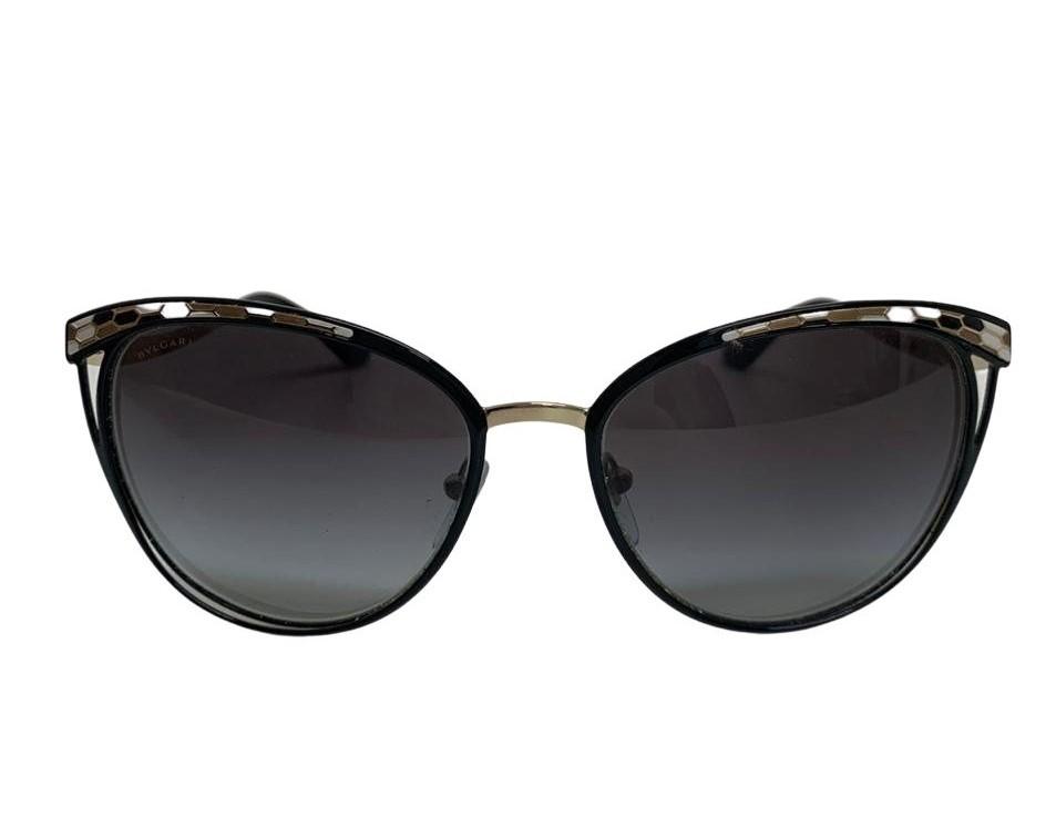 Óculos Bvlgari Cat Eye