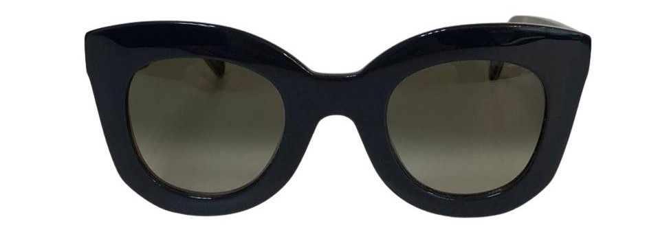 Óculos Céline Azul Escuro
