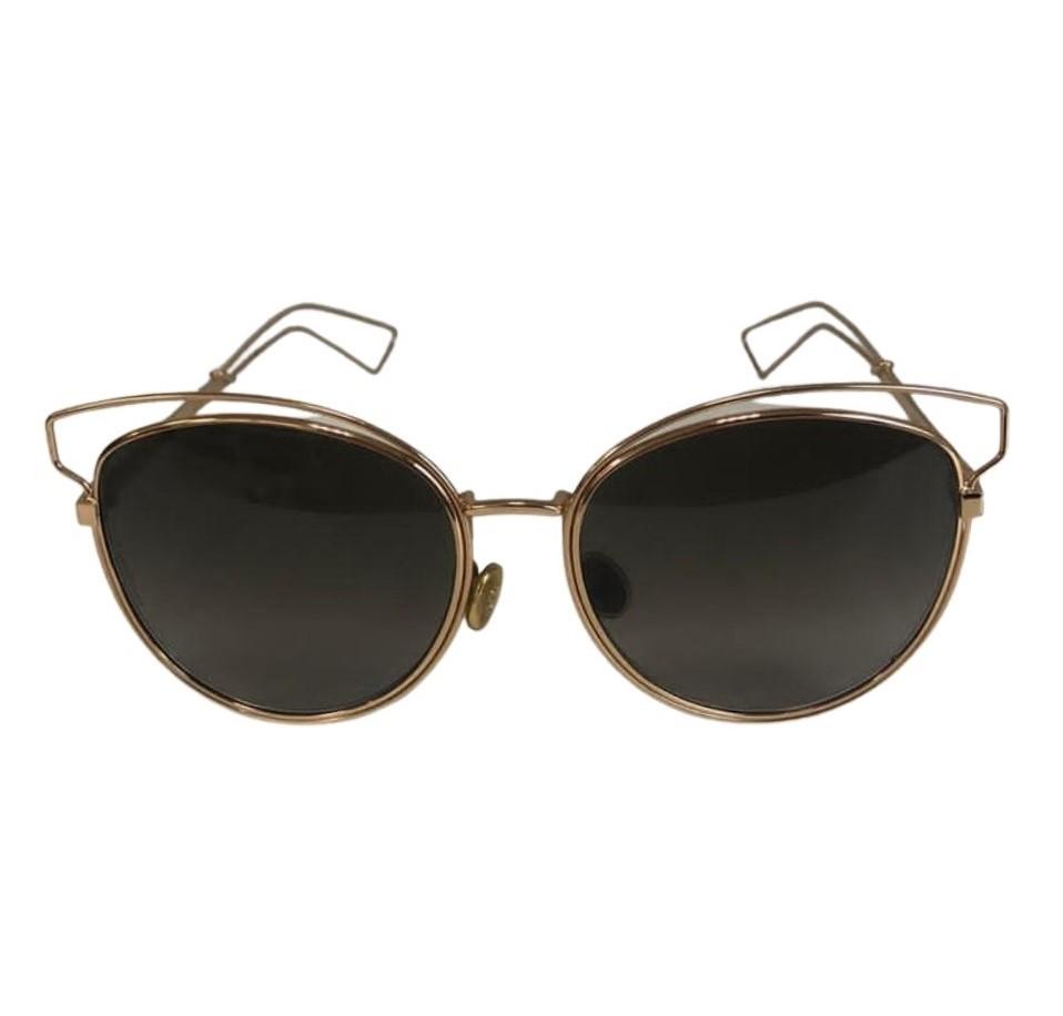 Óculos Dior Metallic