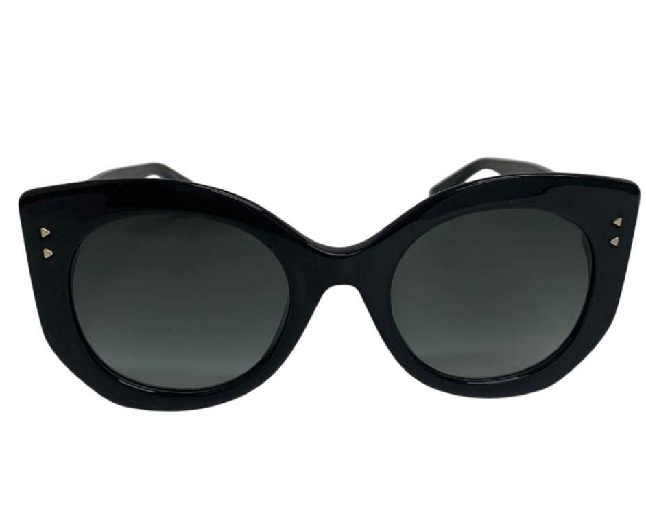 Óculos Fendi Cat Eye Preto