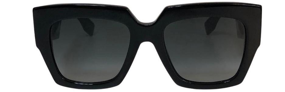 Óculos Fendi Preto