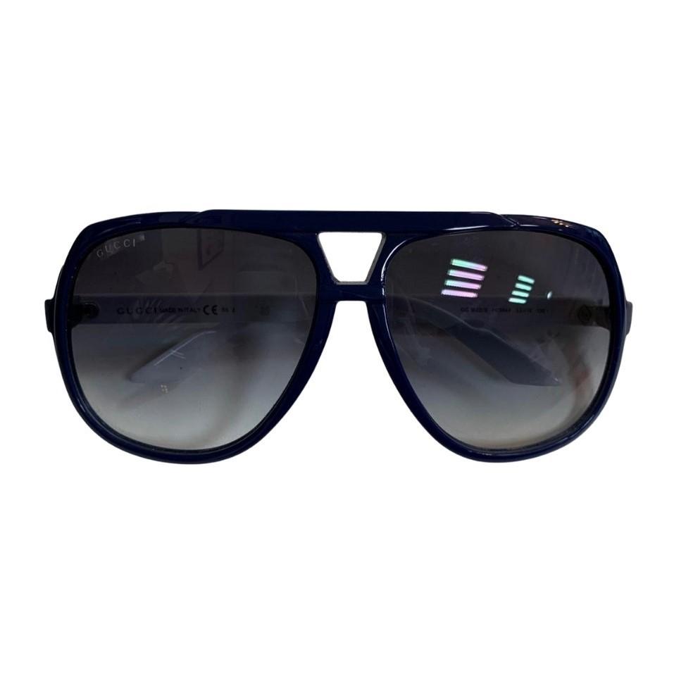 Óculos Gucci Azul