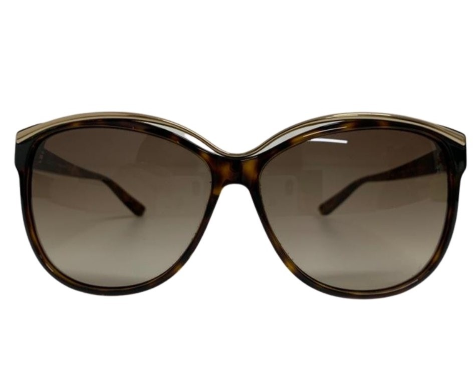 Óculos Gucci Butterfly Animal Print