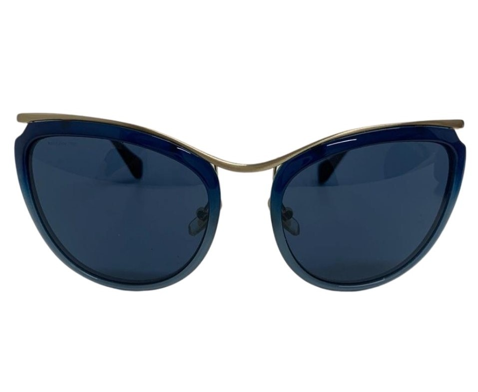 Óculos Miu Miu Cat Eye Azul