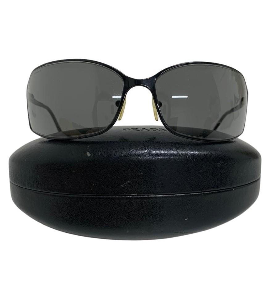 Óculos Prada Preto