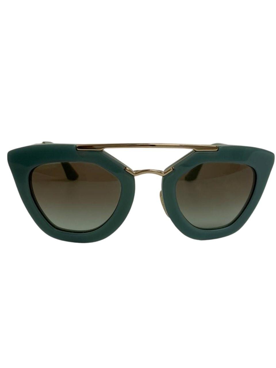 Óculos Prada Te Papa Green