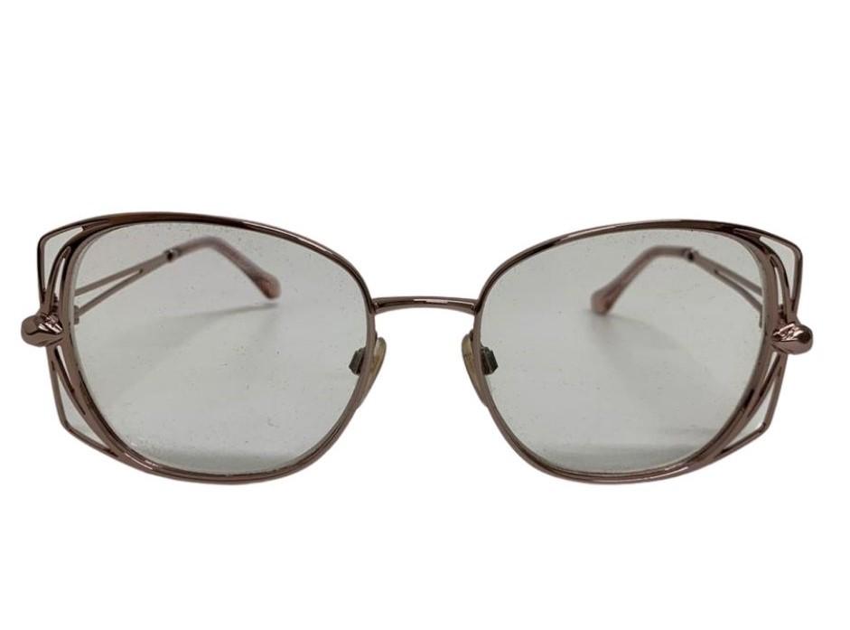 Óculos Roberto Cavalli Metallic