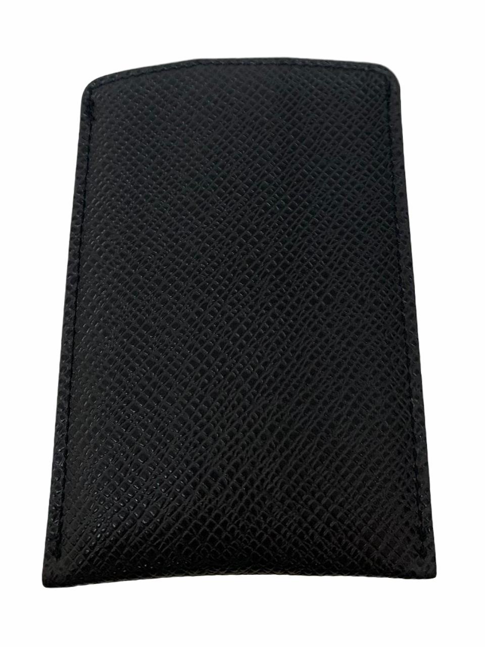 Porta-Cartão Louis Vuitton Preto