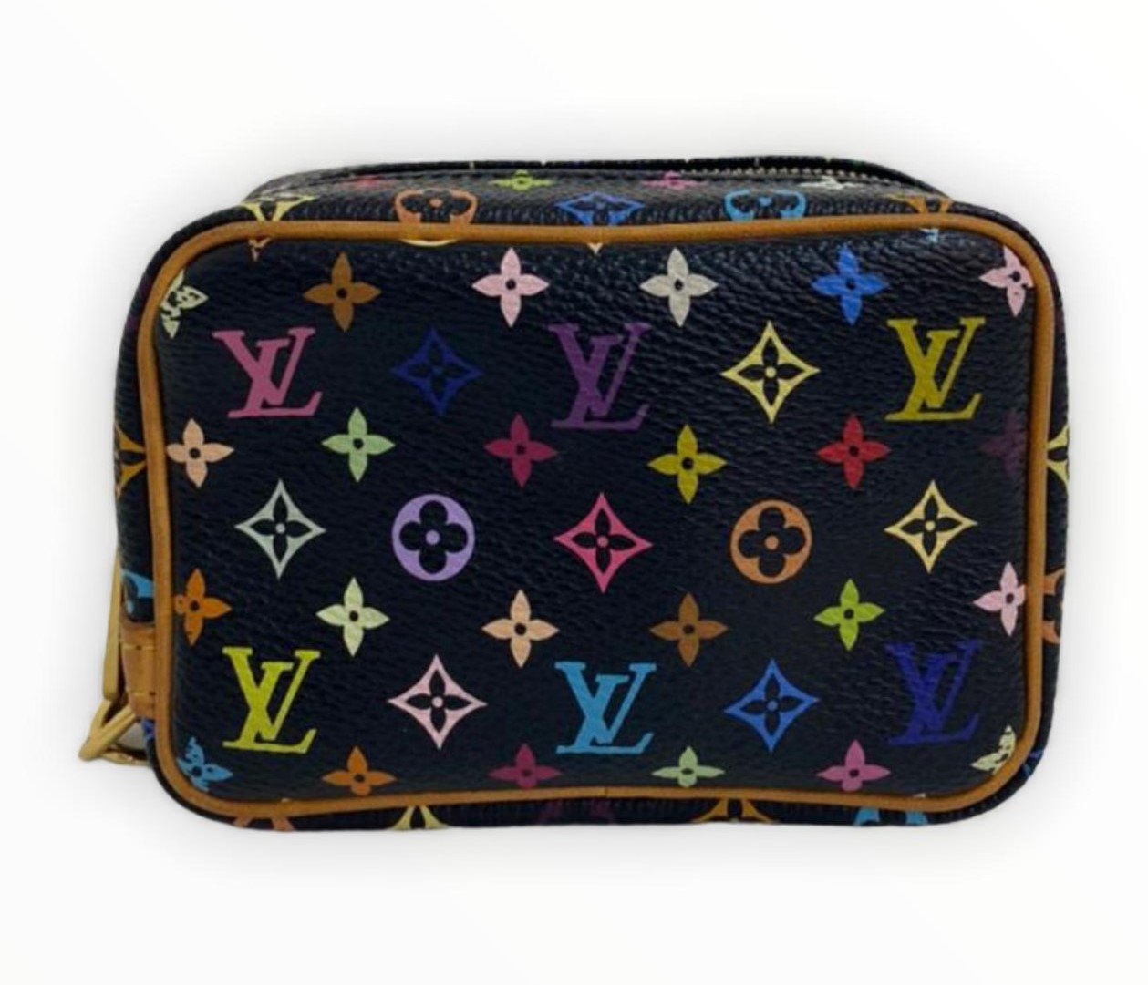 Porta-Moedas Louis Vuitton Wapity Monogram Multicolor