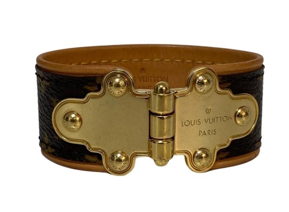 Bracelete Louis Vuitton Monogram
