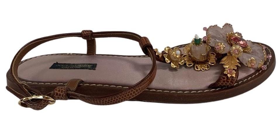 Rasteira Dolce & Gabbana