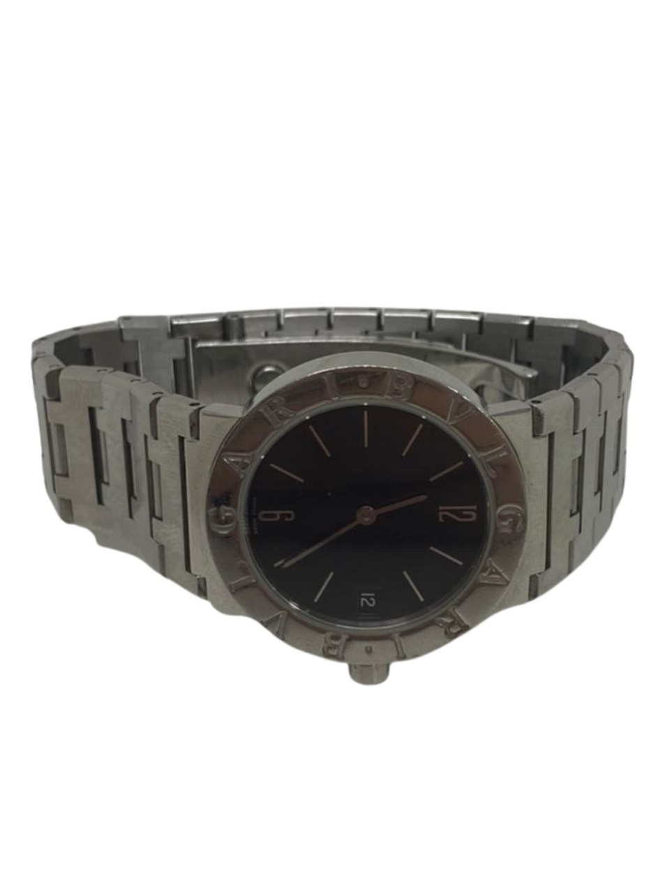 Relógio Bvlgari Prata