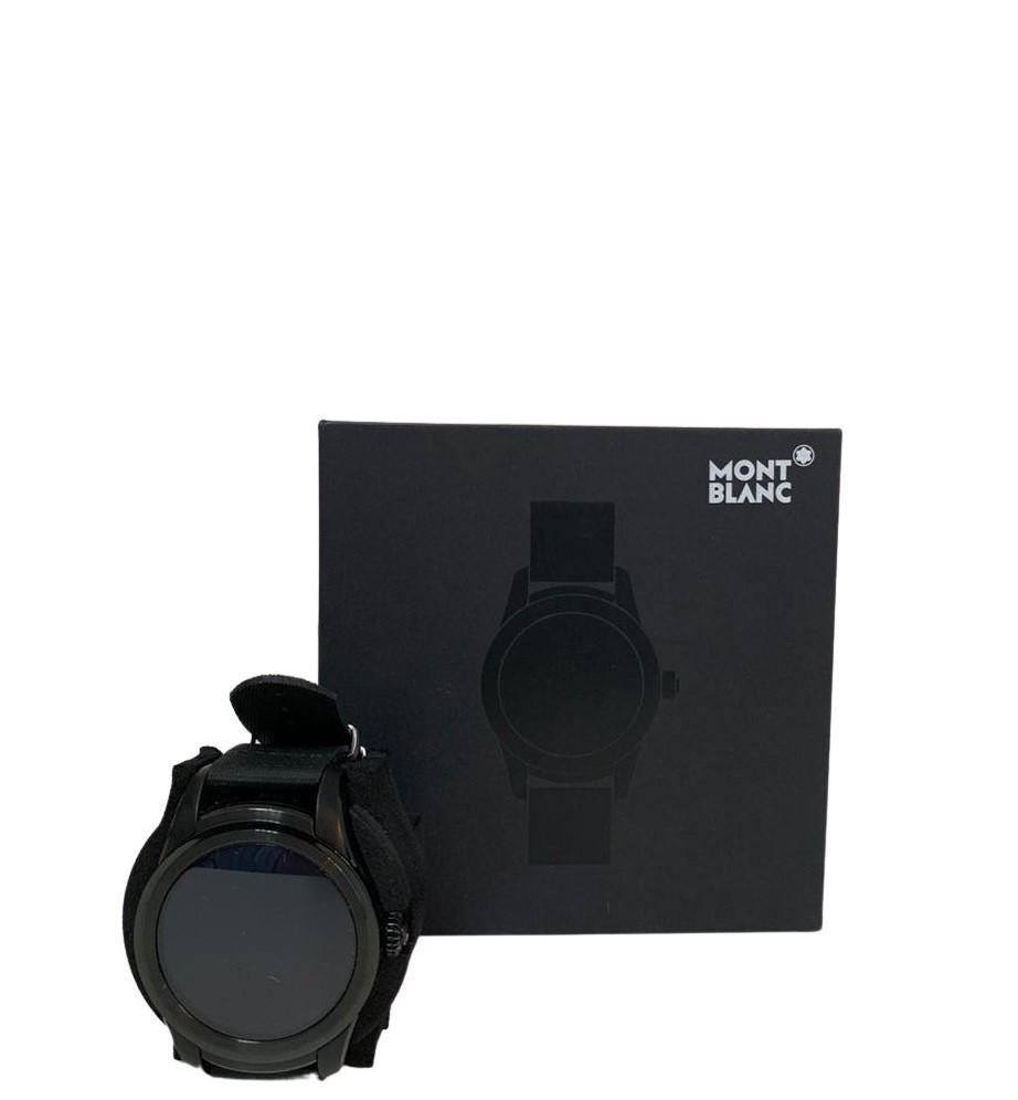 Relógio Montblanc Summit Modelo 119013