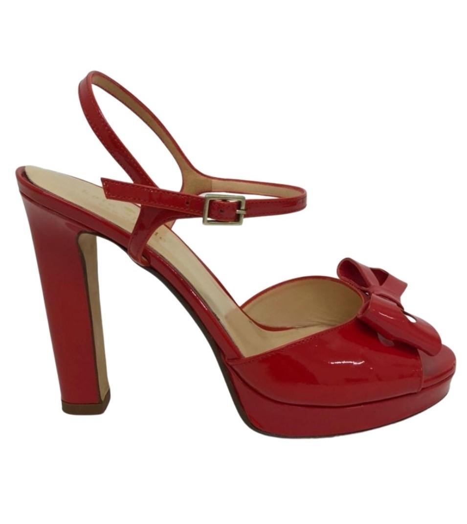 Sandália Kate Spade Vermelha