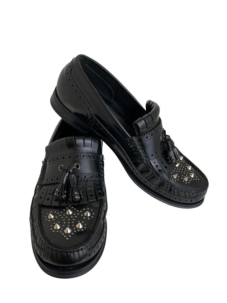 Sapato Dolce & Gabbana Masculino Preto