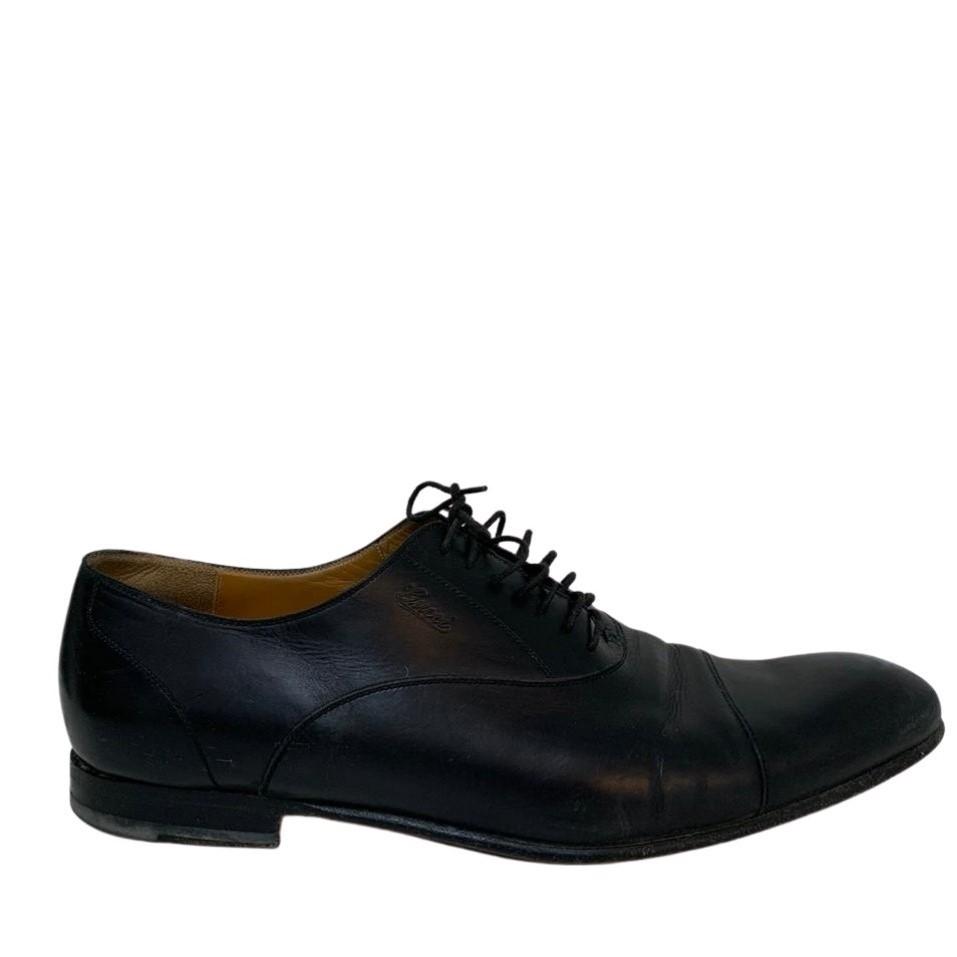 Sapato Gucci Preto Social Masculino