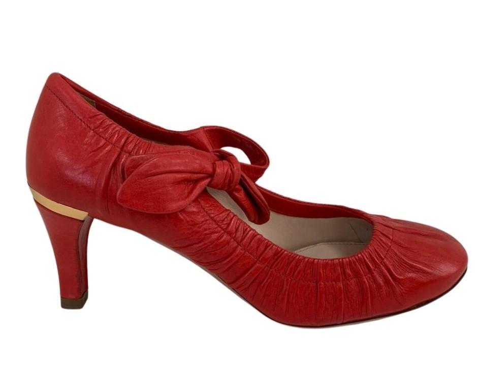 Sapato Prada Vermelho
