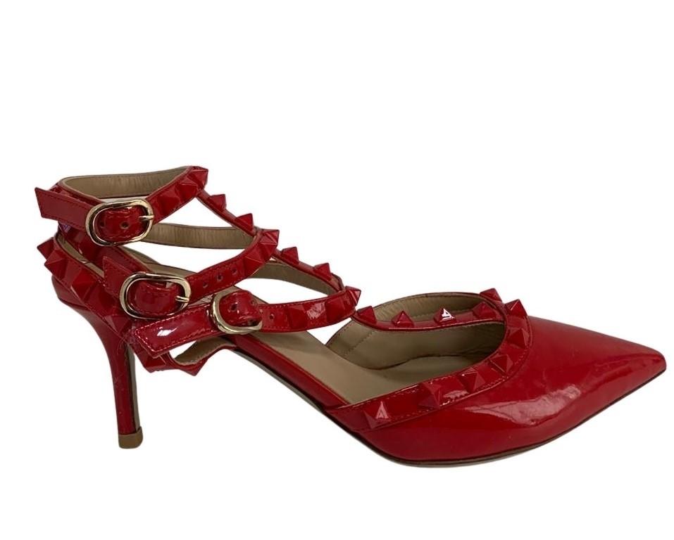 Sapato Valentino Vermelho
