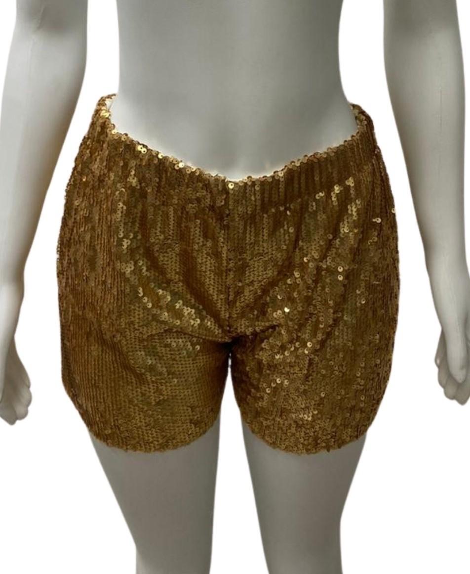 Short Missinclof Dourado