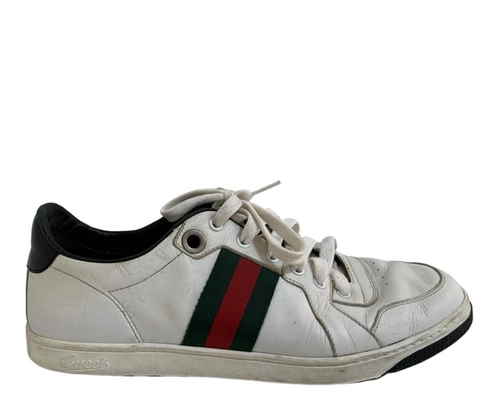 Tênis Gucci Ace Branco