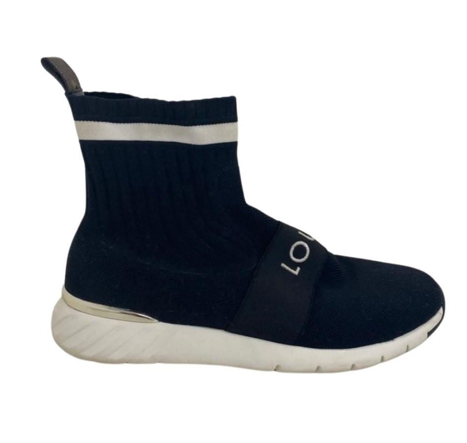 Tênis Louis Vuitton 'Sock Sneaker'