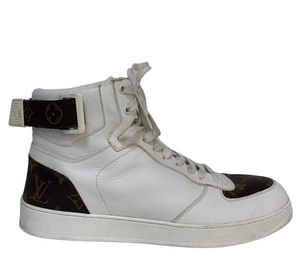 Tênis Sneaker Louis Vuitton Branco