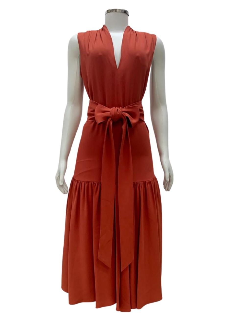 Vestido Cris Barros Vermelha