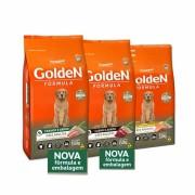 Golden Formula Ração Seca PremieR Pet para Cães Adultos 3,0 a 20,0kg