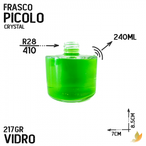 FRASCO PICOLO R28 CRYSTAL 240ML