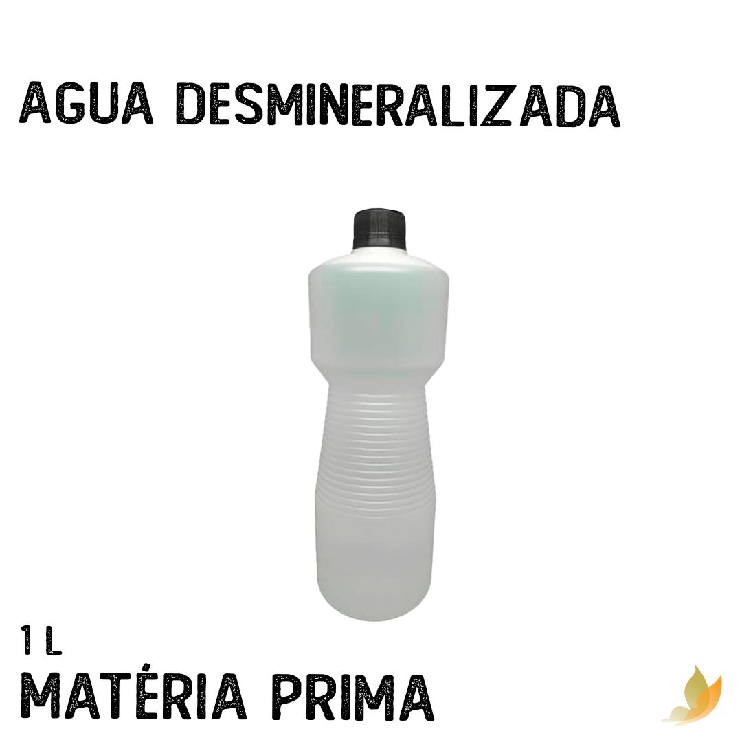 AGUA DESMINERALIZADA 1L