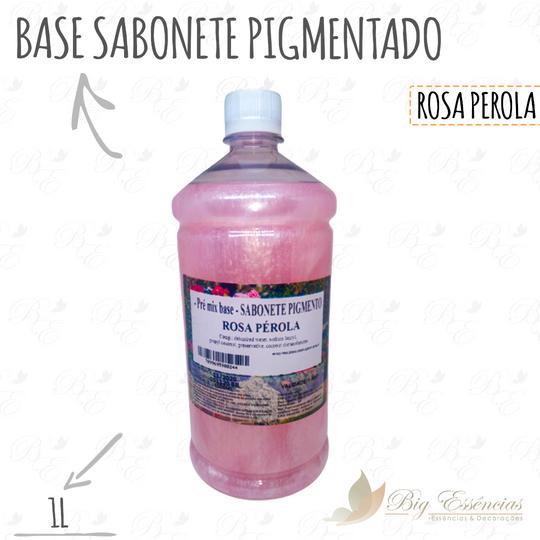 BASE SABONETE PIGMENTADO (MICA) 1 L