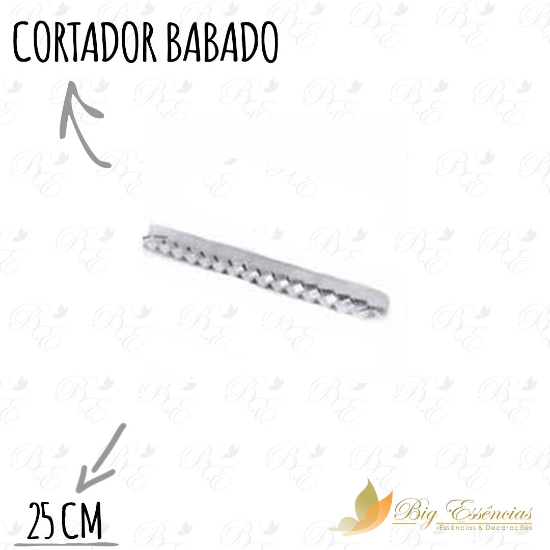 CORTADOR BABADO 25 CM
