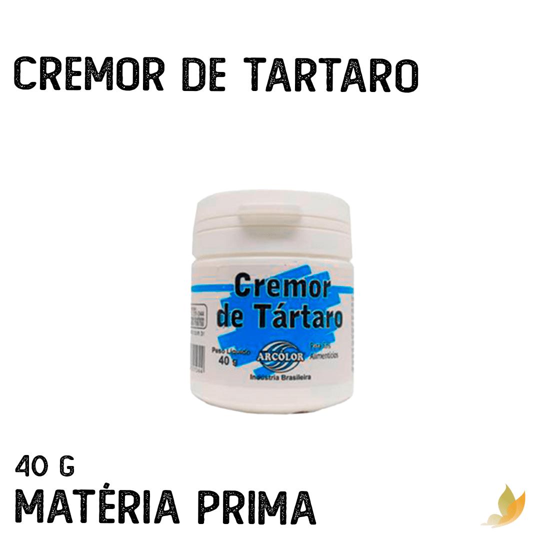 CREMOR DE TARTARO 40 G