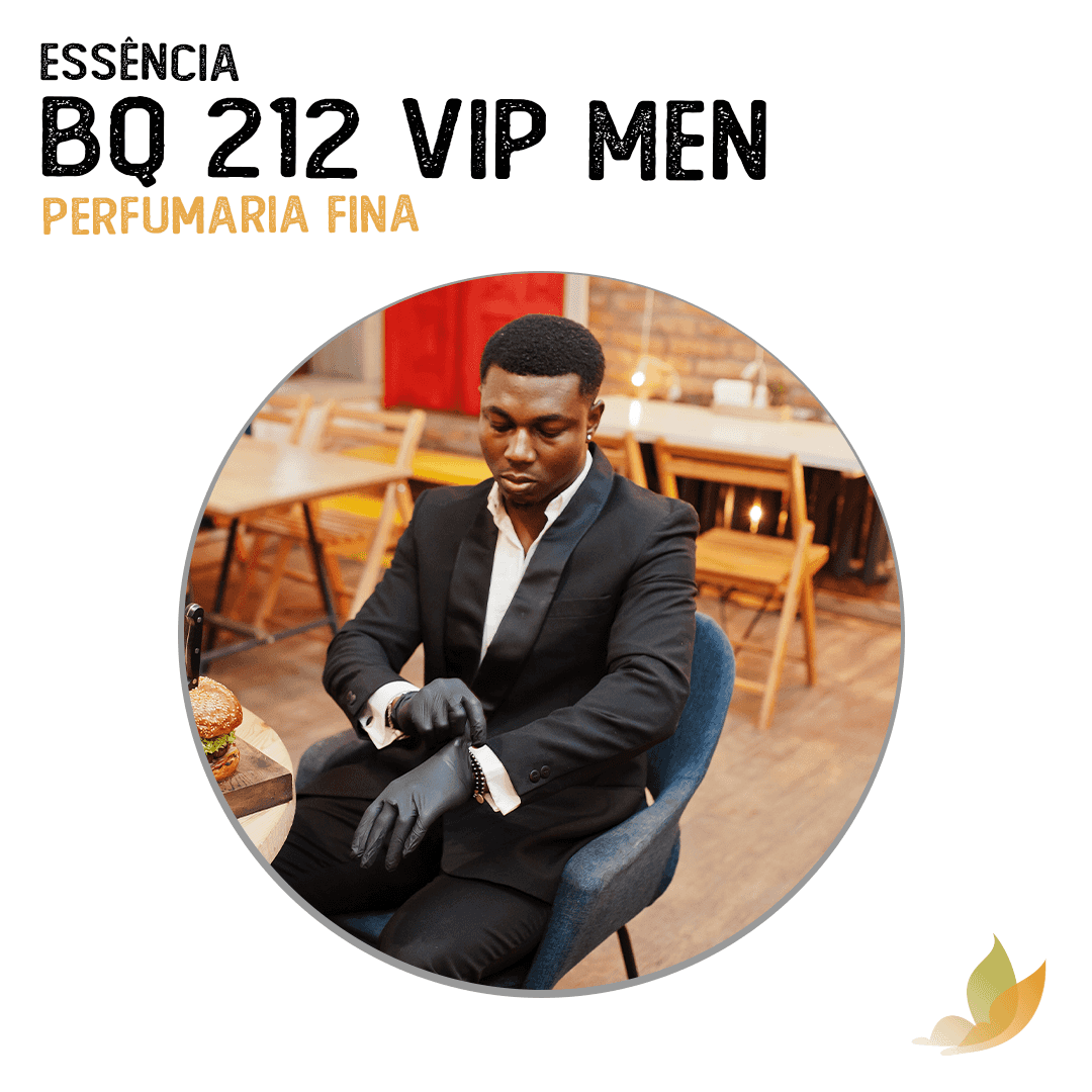 ESSENCIA BQ 212 VIP MEN