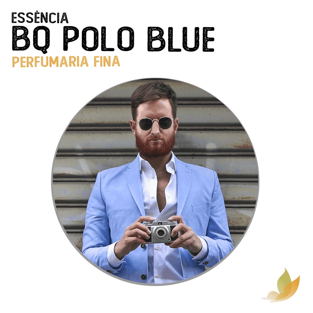 ESSENCIA BQ POLO BLUE