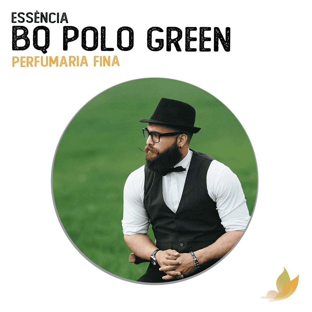 ESSENCIA BQ POLO GREEN