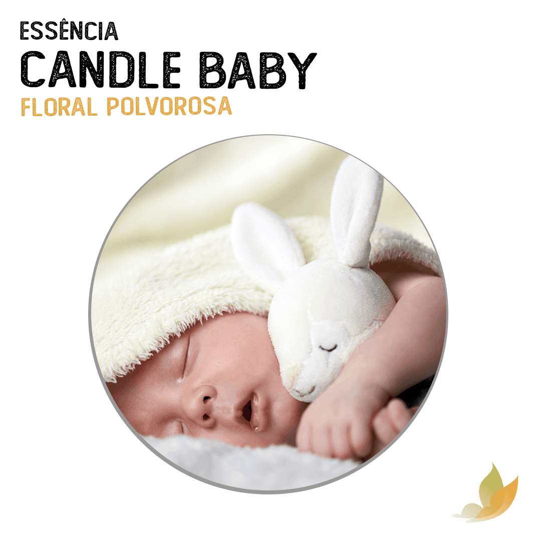 ESSENCIA CANDLE BABY