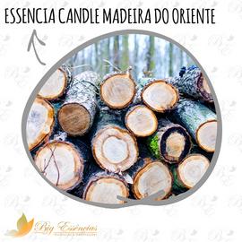 ESSENCIA CANDLE MADEIRA DO ORIENTE