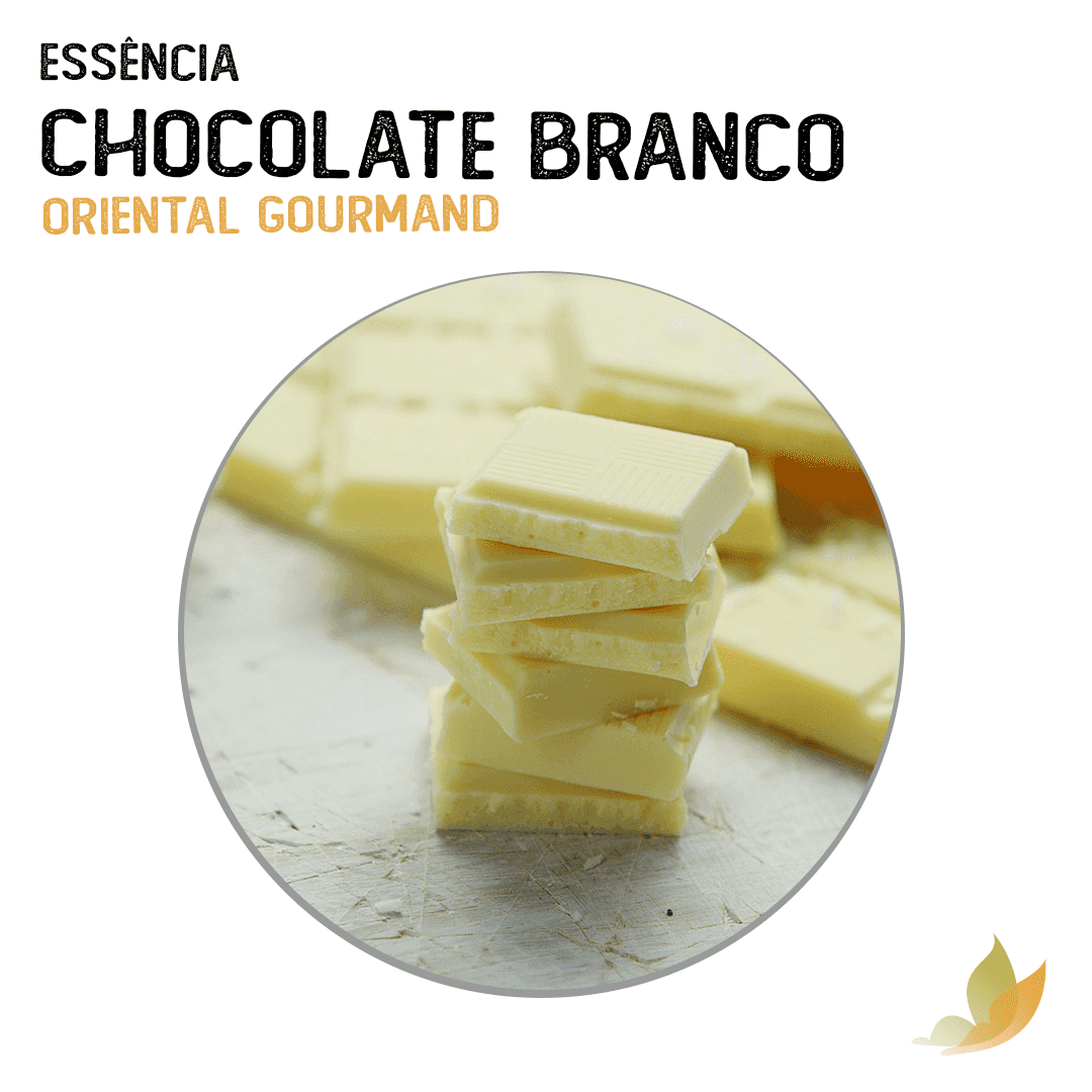 ESSENCIA CHOCOLATE BRANCO