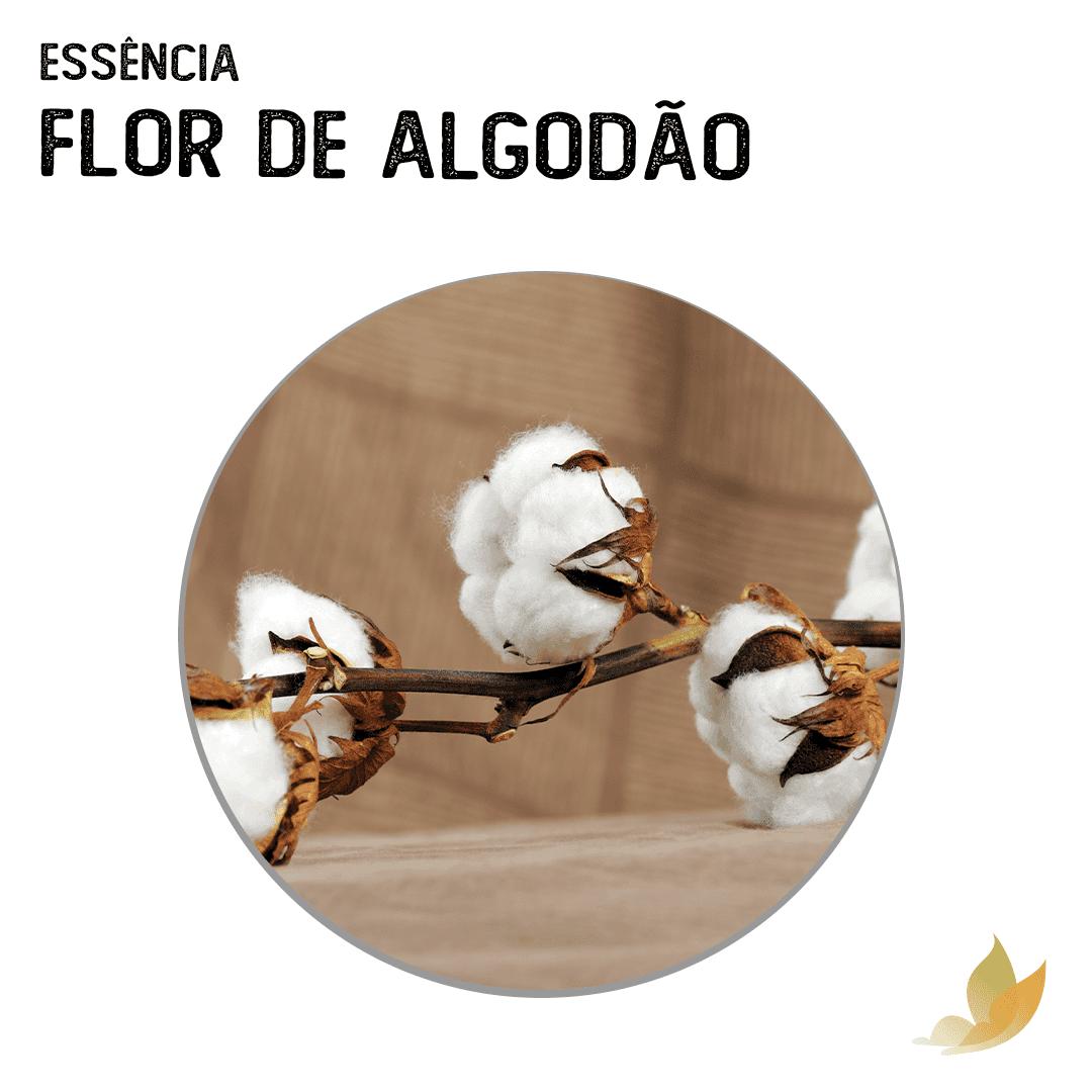 ESSENCIA FLOR DE ALGODAO