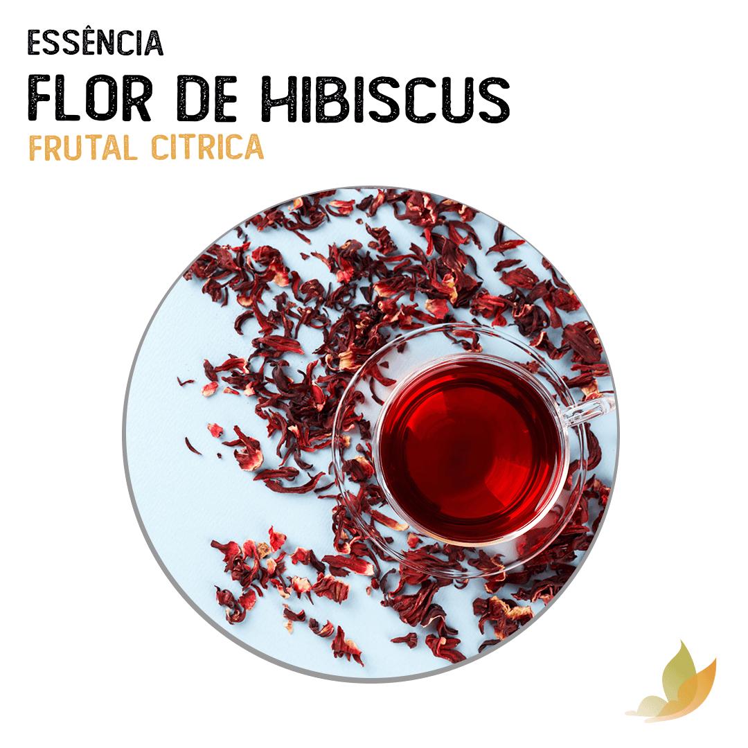 ESSENCIA FLOR DE HIBISCUS