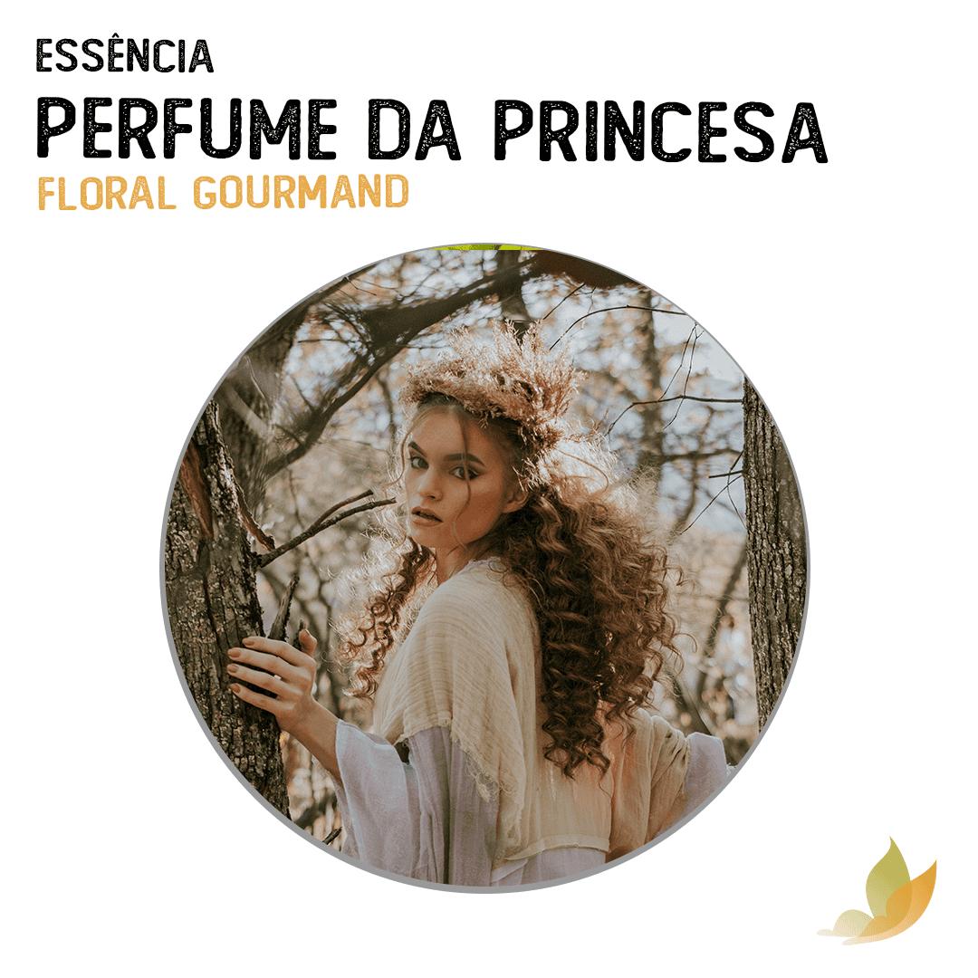 ESSENCIA PERFUME DA PRINCESA