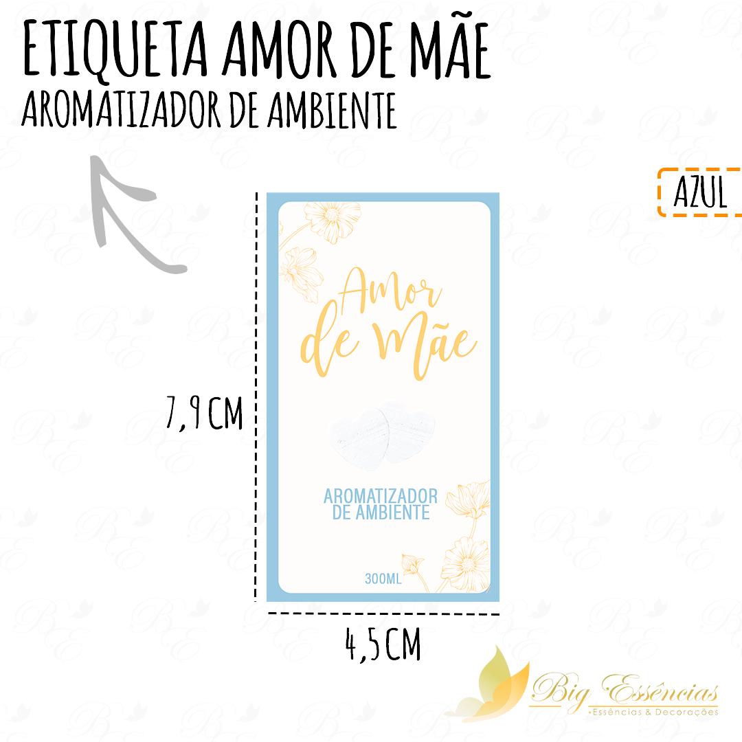 ETIQUETA AMOR DE MAE AROMATIZADOR DE AMBIENTE PDF